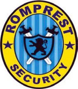 Romprest Security Logo